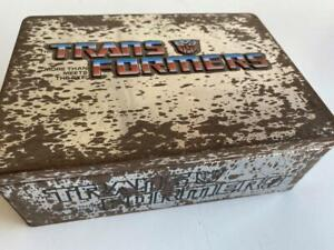 The Transformers More Than Meets The Eye - 17 DVD's in a Tin Case, Region 4