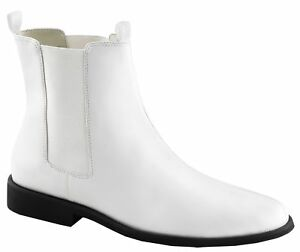 Stormtrooper Boots White Shoes Star Wars 1-inch Flat Heel