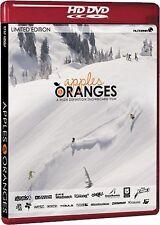 Manzanas y Naranja - a Super 16mm y ( Snowboarding Deportes Extremos) HD DVD