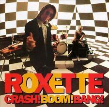 New: Roxette: Crash Boom Bang  Audio Cassette
