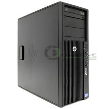 HP Z420 Workstation Intel E5-1620 3.6GHz 8GB 1TB HDD Nvidia Quadro NVS 295 Win 8