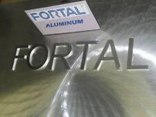 7.250 x 4 1/2 x 8 5/8     HP T7651  Fortal Aluminum Plate Bar Block  #12145