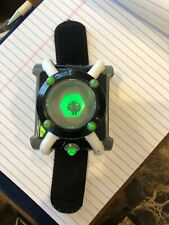 Playmates Toys Ben10 Deluxe Omnitrix Role Play Watch Great Condition