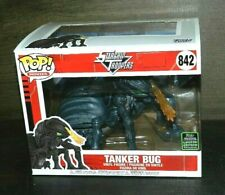 FUNKO POP TANKER BUG STARSHIP TROOPERS EXCLUSIVE SPRING LIMITED EDITION NEW GEM