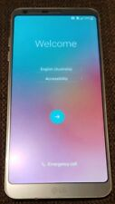 EUC LG G6 H870K 32GB LTE 3GB RAM Ice Platinum Unlocked Bonus Items Android