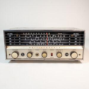 HALLICRAFTERS Model S-120 Shortwave HAM Radio Receiver Powers On Untested