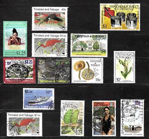 Trinidad & Tobago .. Super stamp collection .. 4460