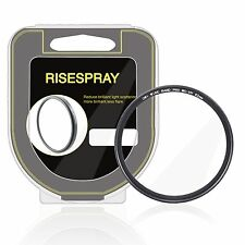 RISE SPRAY 58mm Multi-coating MCUV Lens Fiter Cover for Nikon Canon DSLR SLR+b