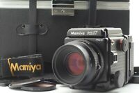 【TOP MINT in Case Strap】 Mamiya RZ67 Pro II + Z 110mm + 120 Back From JAPAN 559