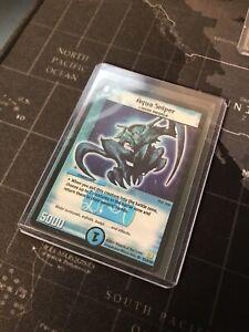 Aqua Sniper Duelmasters DM01-S03/S10 Secret Rare Holo