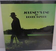 "Roger Taylor - Journey's End 10"" vinyl single RSD 2018 – NEW/SEALED DEAL!"