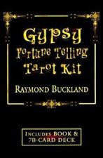 New, Gypsy Fortune Telling Tarot Kit: formerly Buckland's Complete Gypsy Fortune