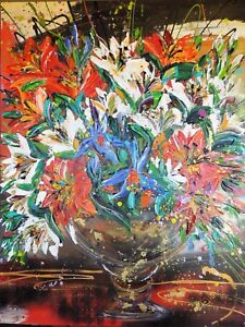 """Kendall Perkins """"Spring is in the Air"""" Well Regarded Australian Artist"""