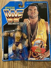WWF WWE HASBRO RAZOR RAMON PURPLE FIGURE SERIES 10 MOC