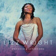 Audio CD - LIZZ WRIGHT - Freedom & Surrender Jazz NEW SEALED WORLDWIDE SHIPPING