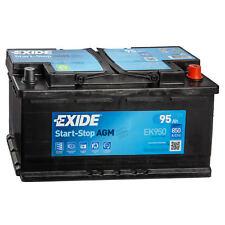 Exide EK950 AGM Autobatterie 12V 95Ah 850A/EN Start-Stop