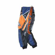 Pantalons de cross orange