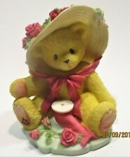 Cherished Teddies - 336521 - Janet - You're As Sweet As A Rose Enesco