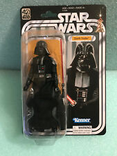 "New Sealed Ex Cond Card 6 3/4"" Darth Vader w Lightsaber Figure Star Wars Kenner"