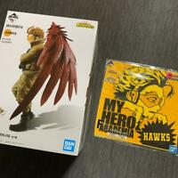 Ichiban Kuji My Hero Academia I'm Ready! Hawks Figure Prize D F 2Set Lottery