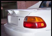 JDM Honda Acura delsol del sol EG2 vtec sir MG Style Spoiler wing b16a eg1