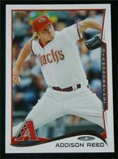 2014 Topps #551 Addison Reed - NM-MT