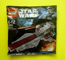 Lego Star Wars 30053 Republic Attack Cruiser Polybag Neu Ovp