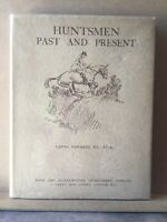 Lionel EDWARDS / Huntsmen Past and Present Second Impression 1929-Color Photos