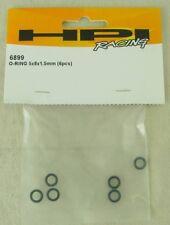 HPI Racing Savage Black O-Ring 5x8x1.5mm (6 pcs.) HPI6899