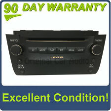 2010 - 2011 Lexus GS350 GS460 OEM 6 CD AM FM SAT USB Radio Reciever P1877
