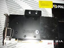 PALIT GTX 780 Super Jetstream video card, EKWB waterblock edition-RARE