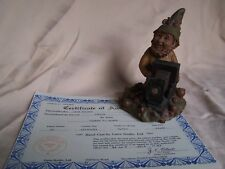 Tom Clark Gnome Cheese retired camera photographer Coa