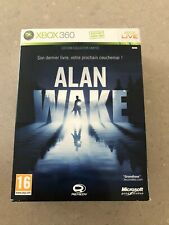 Alan Wake Edition Collector Limitée Xbox 360