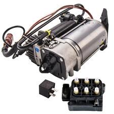 Kompressor + Luftfahrwerk Ventilblock für AUDI A6 C6 4F Luftfederung 4F0616005D