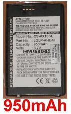 Batteria 950mAh tipo LGLI-AHGL LGLP-AHGM SBPP0024901 per LG VOYAGER
