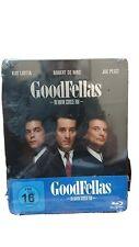 Goodfellas Steelbook Blu-ray Robert De Niro Joe Pesci Martin Scorsese Rare OOP
