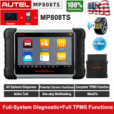 Autel Scanner MP808TS OBD Automotive Scan Tool Full-System Diagnoses Active Test