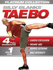 Tae Bo Platinum Collection DVD