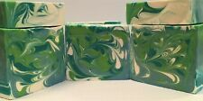 Handmade All Natural Goat Milk Soaps-Emerald Ocean