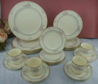 Vintage 5-Piece Place Setting Noritake Magnificence for Four