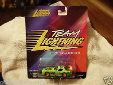 Johnny Lightning / Team Lightning / Crash Bandicoot Moc