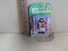 """Disney Winnie the Pooh 3""""in OWL Figure/Cake Topper Fisher Price"""
