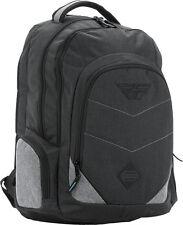 Fly Racing Grey Black Backpack Bag Pack Motocross ATV Dirt Bike Riders Scool