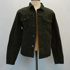 Tommy Hilfiger Mens Garment Dyed Button Up Denim Jacket...