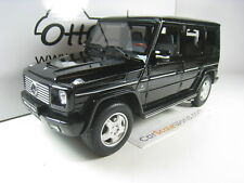 MERCEDES BENZ G55 AMG 2003 1/18 OTTO MOBILE(BLACK)