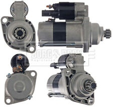 AUDI A3 8P Starter Motor 3.2 2.0D 03 to 13 Manual B&B 02M911023N 02M911023P New