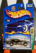 2003 HOT WHEELS TREASURE HUNT ** '68 COUGAR ** #4 1:64