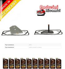 KIT FILTRO CAMBIO AUTOMATICO + OLIO AUDI A6 3.0 TDI V6 155KW DAL 2004 -> /1086