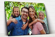 FOTO su tela personalizzata e intelaiata pronta da appendere stampa su tela