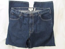 "Mens ""Duke"" Size 40M (W38 X L28) Blue, Straight Leg Jeans"